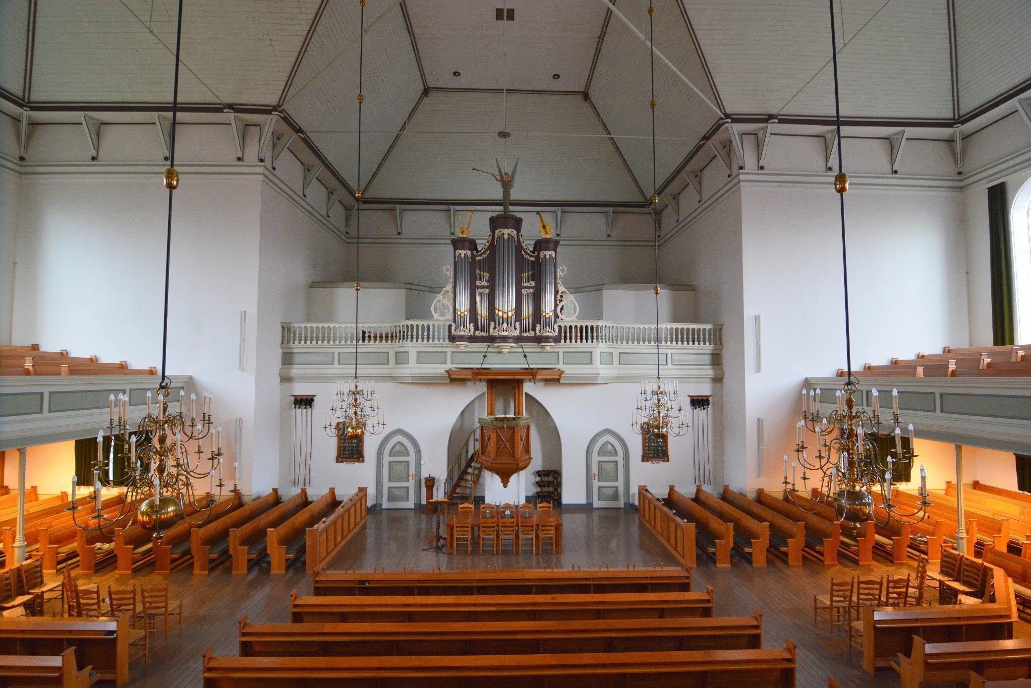 Kerkdiensten in corona-tijd
